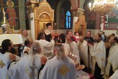 Εορτή του Αγίου Πνεύματος στην Μικροκλεισούρα και στο Καρπερό Γρεβενών(εικόνες)