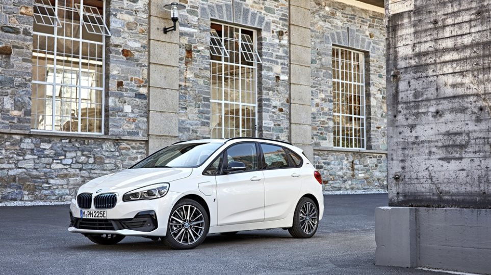 BMW 2 Active Tourer/Gran Tourer - Φωτογραφία 1