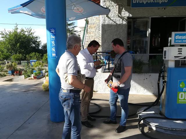 Δημήτρης Κωνσταντόπουλος: Περιοδεία στη Βόνιτσα και Επίσκεψη στο Κέντρο Υγείας Βόνιτσας - Φωτογραφία 3