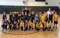 Μπάσκετ Ακαδημιών: Διόσκουροι Κοζάνης - Πρωτεας Γρεβενων