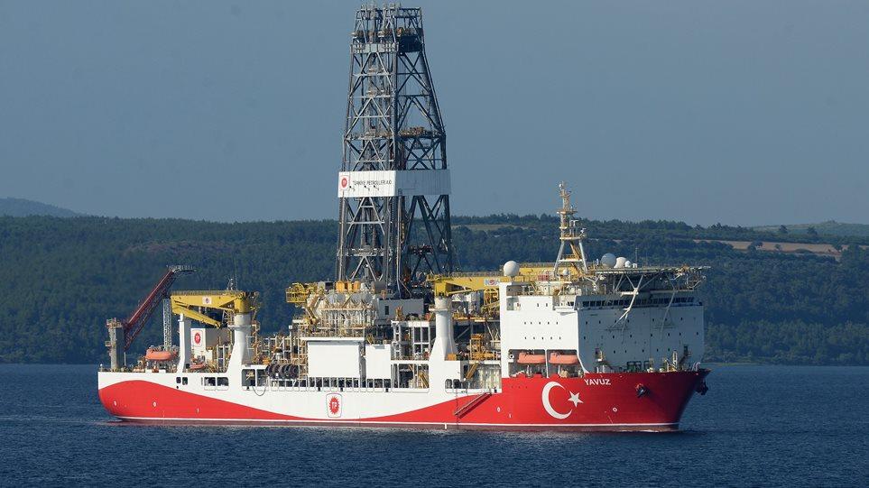 Τουρκία σε ΕΕ: Θα υπάρξει ένταση εάν εμπλακείτε στην κυπριακή ΑΟΖ - Φωτογραφία 1