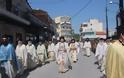 12179 - Ο ευσεβής λαός της Δράμας αποχαιρέτησε την Αγία Ζώνη - Φωτογραφία 2