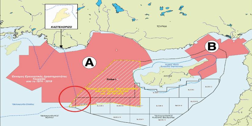 Ο Ερντογάν αποφασισμένος να τα παίξει «όλα για όλα»: Θα προκαλέσει ταυτόχρονη κρίση σε Καστελόριζο και Κύπρο - Φωτογραφία 2