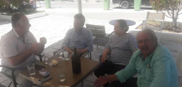 Περιοδεία Βασίλη Αντωνόπουλου στον δήμο Ακτίου – Βόνιτσας: «Προτεραιότητα η ολοκλήρωση του Άκτιο – Αμβρακία» (ΔΕΙΤΕ ΦΩΤΟ) - Φωτογραφία 1