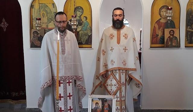 Σκλάβαινα Παλαίρου: Μνημόσυνο για τον γέροντα Αυγουστίνο Κατσαμπίρη με… πικρία από τους Ιερείς - Φωτογραφία 1
