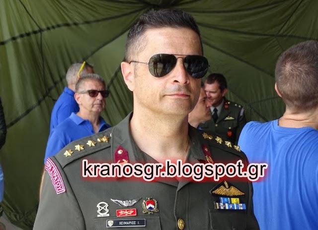 Διάψευση Δημοσιεύματος από τον Εκπρόσωπο Τύπου του ΓΕΣ Συνταγματάρχη Γιάννη Χειμαριό - Φωτογραφία 1
