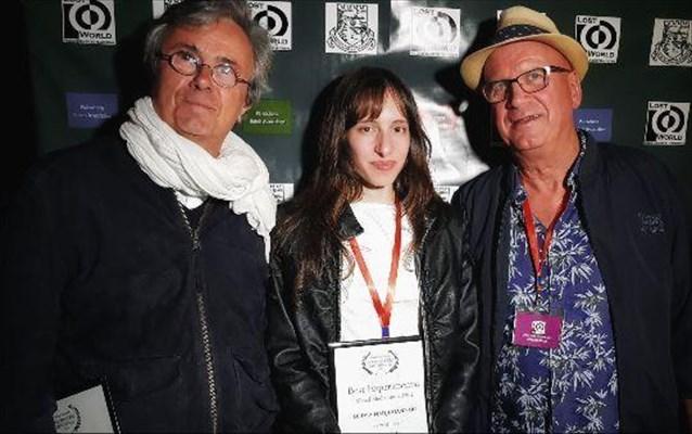 Ελληνίδα σαρώνει τις διακρίσεις σε κινηματογραφικά Φεστιβάλ - Φωτογραφία 5