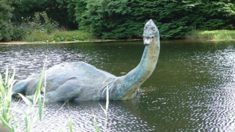 Παλαιοντολόγοι βρήκαν απολίθωμα δεινοσαύρου ίδιο με το «τέρας του Λοχ Νες» στην... Ανταρκτική (pics) - Φωτογραφία 1