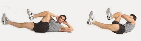 Δίαιτα και ασκήσεις για να χαθεί το σωσίβιο της κοιλιάς. Τι πρέπει να τρώτε και ποια λάθη να αποφύγετε; - Φωτογραφία 8