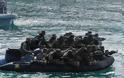 Λέσβος: Εντοπίστηκε 12χρονη από καταδρομείς του Στρατού Ξηράς που εξαφανίστηκε στη θάλασσα σε προπόνηση