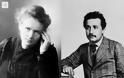 Το υπέροχο γράμμα συμπαράστασης του Einstein προς τη Marie Curie  όταν ξέσπασε το σκάνδαλο