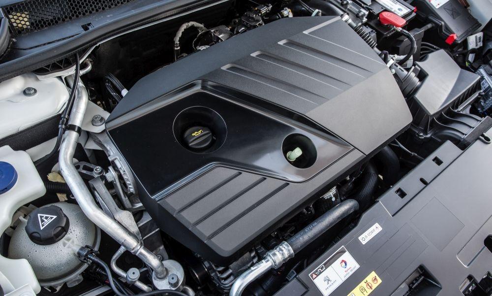 Peugeot 508 2.0 BlueHDI 180 S&S EAT8 - Φωτογραφία 13