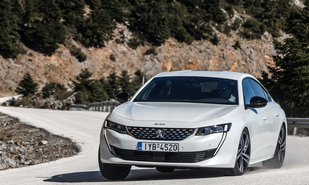 Peugeot 508 2.0 BlueHDI 180 S&S EAT8 - Φωτογραφία 16