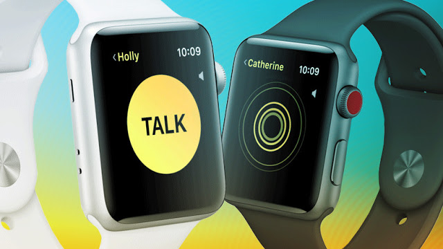 Η Apple απενεργοποιεί το Talkie-walkie μετά από ένα ελάττωμα - Φωτογραφία 1