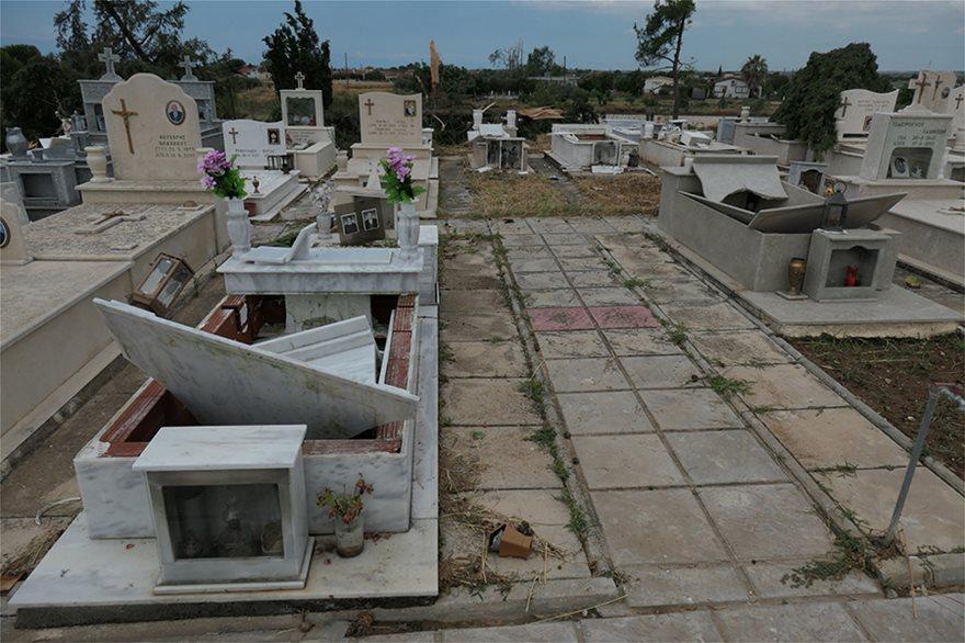Χαλκιδική: Οι εικόνες - σοκ της καταστροφής - Φωτογραφία 11