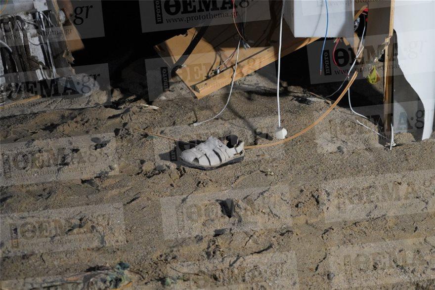 Χαλκιδική: Οι εικόνες - σοκ της καταστροφής - Φωτογραφία 2