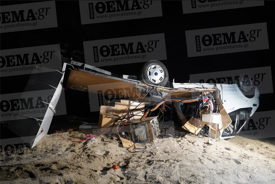 Χαλκιδική: Οι εικόνες - σοκ της καταστροφής - Φωτογραφία 3