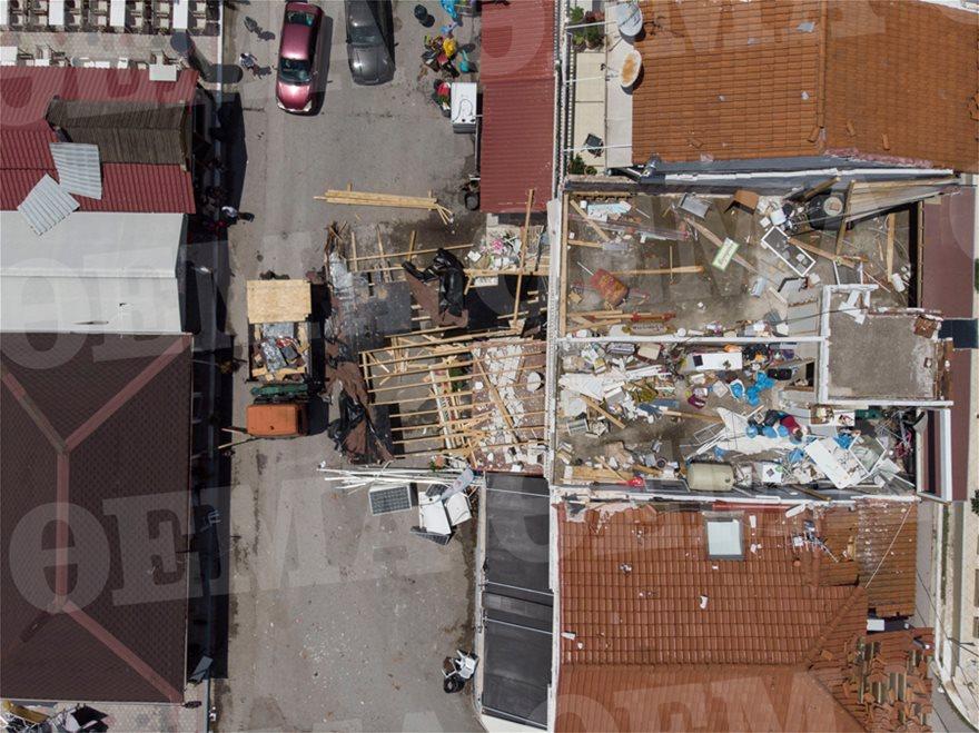 Χαλκιδική: Οι εικόνες - σοκ της καταστροφής - Φωτογραφία 5