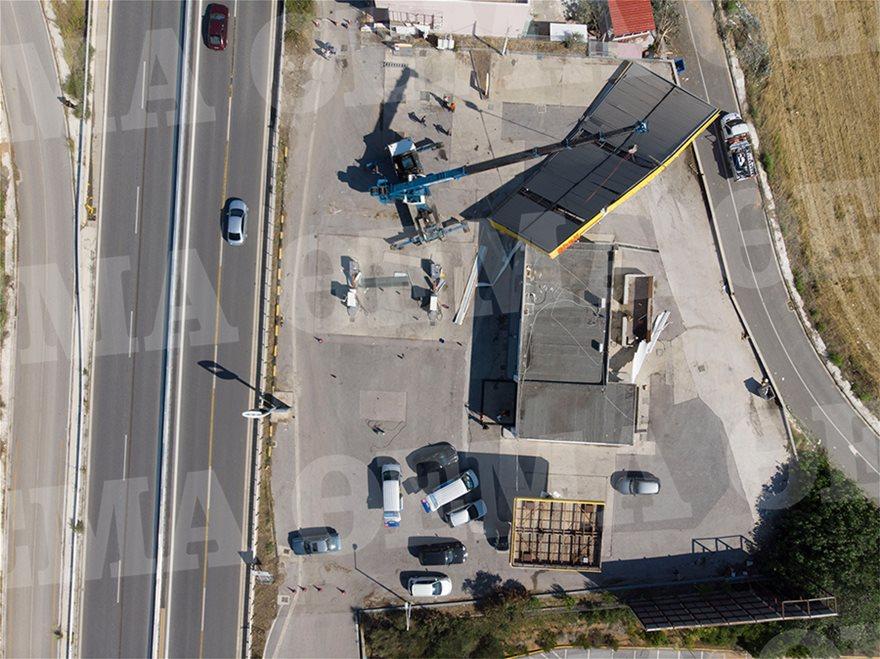 Χαλκιδική: Οι εικόνες - σοκ της καταστροφής - Φωτογραφία 8