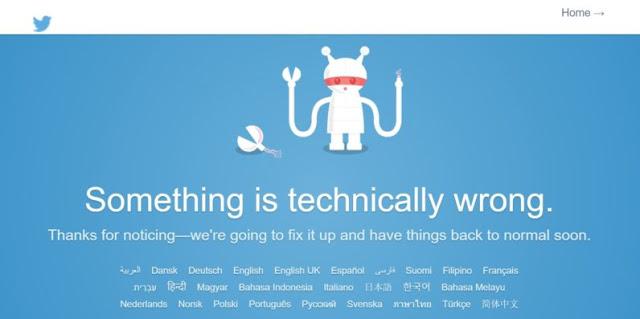 Το Twitter συντρίβεται και οι νέες αναρτήσεις δεν δημοσιεύονται - Φωτογραφία 1