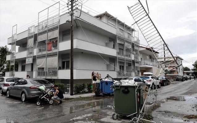 Χαλκιδική: Η μεγαλύτερη βλάβη δικτύου στην ιστορία της ΔΕΗ - Φωτογραφία 1