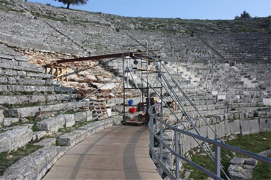 Το αρχαίο θέατρο της Δωδώνης ξαναγεννιέται… - Φωτογραφία 2