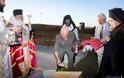 Ο Ταξίαρχος Γρηγόριος Μπουντλιάκης και ο Μητροπολίτης Διδυμοτείχου θεμελιώνουν Ι.Ν του Αγίου Παϊσίου απέναντι από την Αδριανούπολη - Φωτογραφία 4