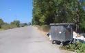 Αφημένα μπάζα και σκουπίδια δίπλα από κάδο απορριμμάτων, κοντά στο ΜΥΤΙΚΑ -ΦΩΤΟ - Φωτογραφία 3