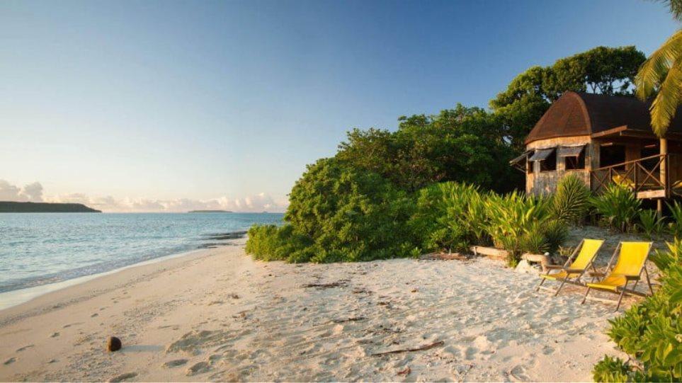 Σεισμός: 5,2 Ρίχτερ στις νήσους Τόνγκα στον Ειρηνικό Ωκεανό - Φωτογραφία 1