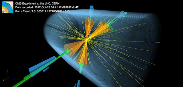 Σημαντική Συμμετοχή Ερευνητών του τμήματος Φυσικής του ΕΚΠΑ στο CERN - Φωτογραφία 1