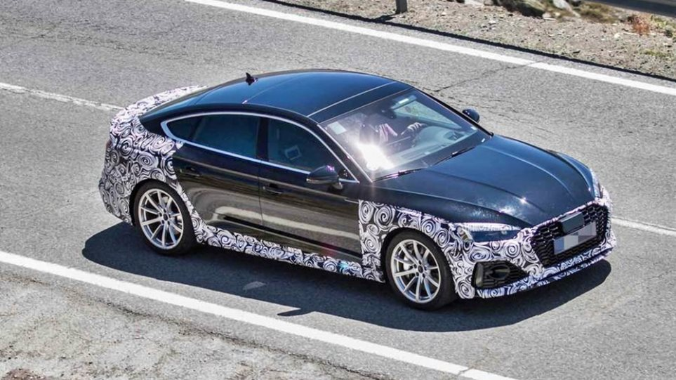 Audi RS5 Sportback - Φωτογραφία 1