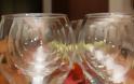 ΚΑΤΑΣΚΕΥΕΣ - Άλλαξε όψη στα ποτήρια του κρασιού κι ετοιμάσέ τα για το τραπέζι σου! - Φωτογραφία 4