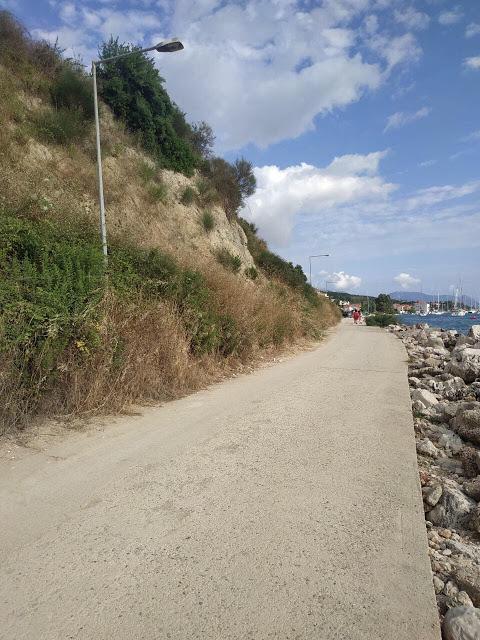 Καταγγελία ΠΑΛΑΙΡΟΣ: Απαράδεκτη η κατάσταση στον παραλιακό δρόμο Ποταμάκι -Λιμάνι Παλαίρου - Φωτογραφία 18