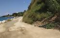 Καταγγελία ΠΑΛΑΙΡΟΣ: Απαράδεκτη η κατάσταση στον παραλιακό δρόμο Ποταμάκι -Λιμάνι Παλαίρου - Φωτογραφία 2