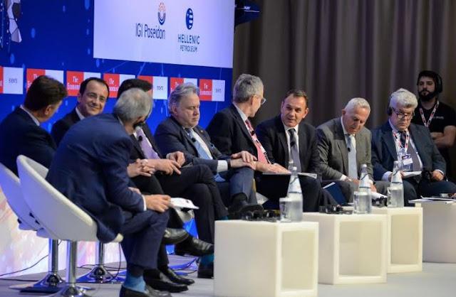 Ομιλία ΥΕΘΑ Νικόλαου Παναγιωτόπουλου στην 23η Συζήτηση Στρογγυλής Τραπέζης με την Ελληνική Κυβέρνηση, του Economist - Φωτογραφία 2