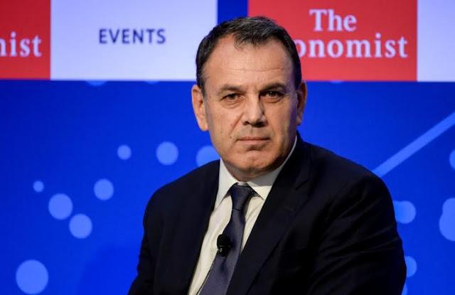 Ομιλία ΥΕΘΑ Νικόλαου Παναγιωτόπουλου στην 23η Συζήτηση Στρογγυλής Τραπέζης με την Ελληνική Κυβέρνηση, του Economist - Φωτογραφία 4
