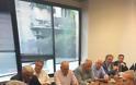 Τελευταία πανηγυρική συνεδρίαση του Τομέα Άμυνας της Ν Δ παρουσία του ΥΕΘΑ Ν. Παναγιωτόπουλου - Φωτογραφία 6