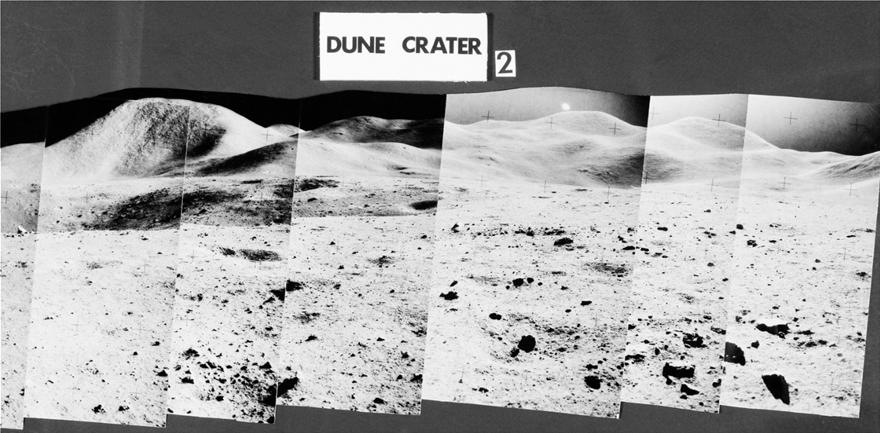 NASA: Φωτογραφικό πανόραμα για τα 50 χρόνια από το πρώτο ταξίδι του ανθρώπου στη Σελήνη - Φωτογραφία 7