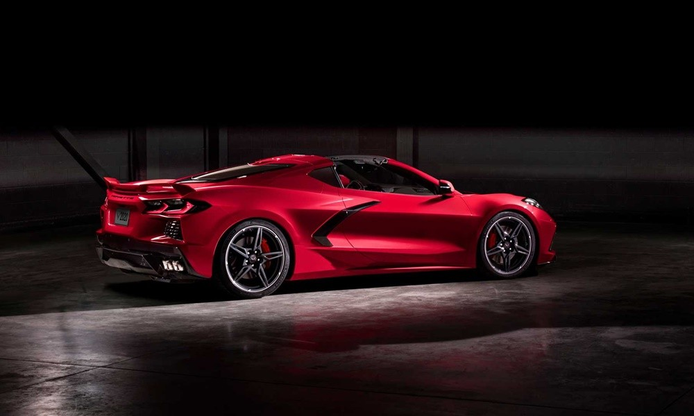 Chevrolet Corvette Stingray C8 V8 500ΗΡ - Φωτογραφία 3