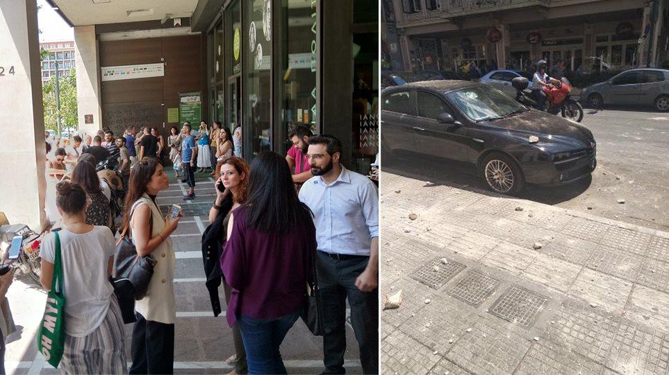 Σεισμός 5,3 στην Αθήνα: Προβλήματα σε επικοινωνίες και ηλεκτροδότηση - Φωτογραφία 1