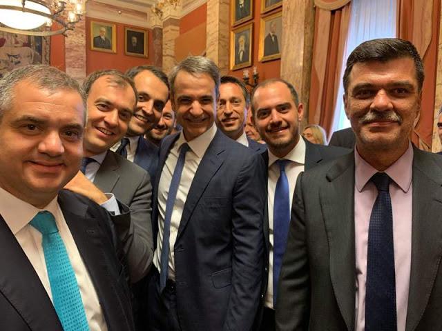 Ανδρέας Πάτσης: Εικόνες από την συνεδρίαση της Κ.Ο. της Ν.Δ. στη Βουλή - Φωτογραφία 3