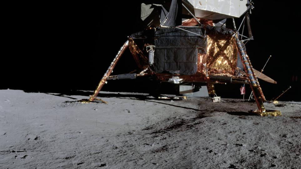 NASA: Φωτογραφικό πανόραμα για τα 50 χρόνια από το πρώτο ταξίδι του ανθρώπου στη Σελήνη - Φωτογραφία 1