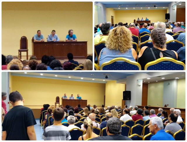 ΑΣΤΑΚΟΣ: Πραγματοποιήθηκε η πρώτη μετεκλογική συνέλευση της Δημοτικής παράταξης του ΓΙΑΝΝΗ ΤΡΙΑΝΤΑΦΥΛΛΑΚΗ - Φωτογραφία 1