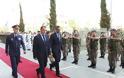 Φωτό από την επίσκεψη του ΥΕΘΑ Νικόλαου Παναγιωτόπουλου στην Κύπρο