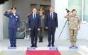 Φωτό από την επίσκεψη του ΥΕΘΑ Νικόλαου Παναγιωτόπουλου στην Κύπρο - Φωτογραφία 2