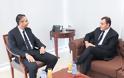Φωτό από την επίσκεψη του ΥΕΘΑ Νικόλαου Παναγιωτόπουλου στην Κύπρο - Φωτογραφία 4