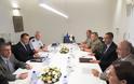 Φωτό από την επίσκεψη του ΥΕΘΑ Νικόλαου Παναγιωτόπουλου στην Κύπρο - Φωτογραφία 5