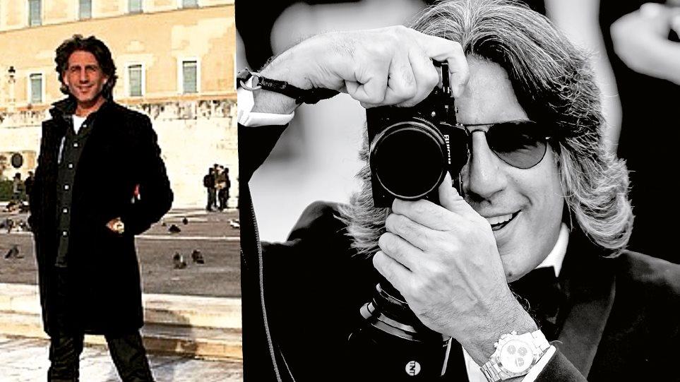 Δημήτριος Καμπούρης: Ο Κασιώτης φωτογράφος των διασήμων - Φωτογραφία 1