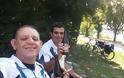 Δύο Γρεβενιώτες έκαναν μία βόλτα με τα ποδήλατα μέχρι Passaou - Bratislava!! ..  (Φωτογραφίες)