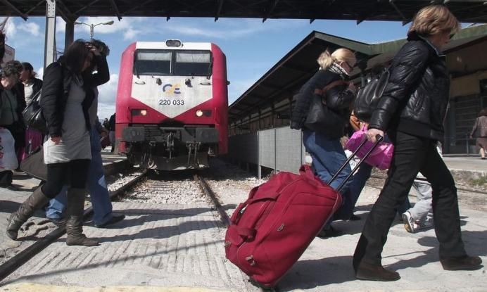 Αποκλεισμένη σιδηροδρομικά για δυο μήνες η Θράκη - Στη Δράμα θα τερματίζουν τα δρομολόγια - Φωτογραφία 1